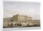 Buckingham Palace, London by E Walker