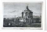 Temple of Concord, Green Park, Westminster, London by Robert Sands