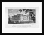 York House and Green Park, Westminster, London by Samuel Rawle