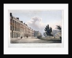 View of the north side of Grosvenor Square, Westminster, London by Anonymous