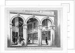 Burlington Arcade, Westminster, London by Anonymous