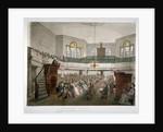 Magdalen Chapel, St George's Fields, Southwark, London by Augustus Charles Pugin