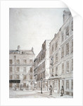 Old Hummums Hotel, Covent Garden, Westminster, London by Charles John Smith