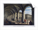 Covent Garden, Westminster, London by Edward Rooker
