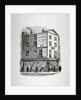 James Rimell's bookshop, Soho House, corner of Dean Street and Oxford Street, London by