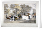 Assassination attempt against Queen Victoria, Constitution Hill, Westminster, London by JR Jobbins