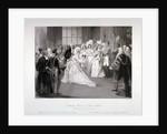 Presentation ceremony in St James's Palace, Westmister, London by Harden Sidney Melville
