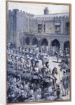 The proclamation of Queen Victoria at St James's Palace, Westminster, London by