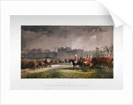 Hyde Park during a military review by Princess Alexandra, London by Day & Son