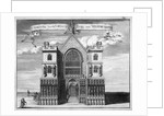 Westminster Hall, London by Anonymous