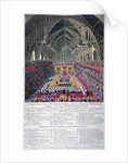 Trial of Lord Lovat, Westminster Hall, London by
