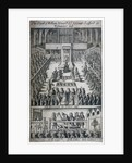 Trial and execution of Viscount Stafford, London by Anonymous