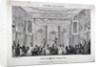 Interior of the Haymarket Theatre, London by Thomas Rothwell