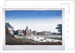 View of Horse Guards, Westminster, London by Anonymous