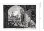 View of Horse Guards, Westminster, London by Edward Rooker