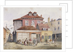 View of Hungerford Market, Westminster, London by