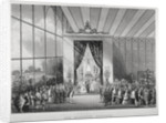 The Great Exhibition, Hyde Park, Westminster, London by Jean-Marie Chavanne