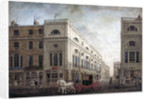 Street scene in Westminster, London by