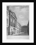 View of John Adam Street, Westminster, London by