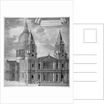 St Paul's Cathedral, City of London by