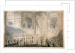 Service of thanksgiving in St Paul's Cathedral, City of London by Anonymous