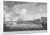 View of the Royal Dockyard, Deptford, London by W Woollett