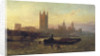 The Palace of Westminster by George Vicat Cole