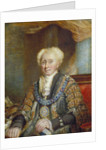 Sir John Cowan, Lord Mayor 1837(?) by Miss Hibbert