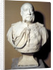 Portrait bust of the Duke of Cambridge, British soldier by Francis John Williamson