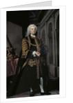 Sir John Barnard, Lord Mayor 1737 by Joseph Highmore