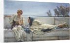 Pleading by Sir Lawrence Alma-Tadema