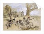 Banditti by Sir John Gilbert
