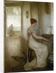 A sonata of Beethoven by Alfred Edward Emslie