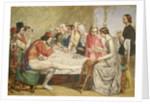 Isabella by John Everett Millais