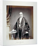 James Figgins, Sheriff of London, in shrieval costume by Maull & Co
