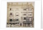 Shops in Aldersgate Street, City of London by Anonymous