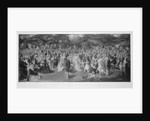 Royal garden party at Chiswick House, Hounslow, London by