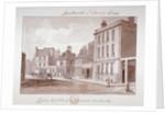 Falcon Coal Wharf, Bankside, Southwark, London by John Chessell Buckler