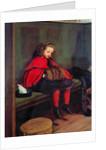 My Second Sermon by John Everett Millais