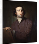 Thomas Barrow, a portrait painter by