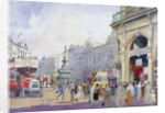Piccadilly Circus by Edward Harry Handley-Read