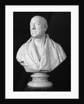Bust of George Saunders, British architect by Francis Legatt Chantrey