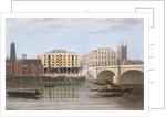 Fenning's Wharf, Bermondsey, London by Anonymous