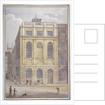 Southwark Town Hall, London by Anonymous