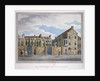 View of the Convent of the Sacred Heart on Hammersmith Road, London by
