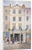 View of the Adelphi Theatre, Strand, Westminster, London by