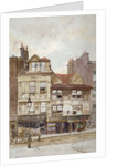 View of nos 87-89 Drury Lane, Westminster, London by John Crowther