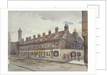 View of Old Pye Street, Westminster, London by John Crowther