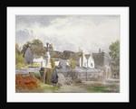 Sindercombe's Cottage, Shepherd's Bush, Hammersmith, London by John Crowther