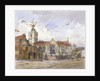 View of St Paul's Church, Hammersmith, London by